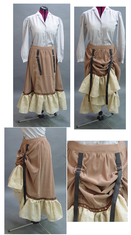 pasos para hacer disfraz steampunk casero
