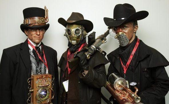 disfraces originales steampunk para caballeros