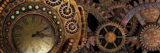 Engranajes steampunk