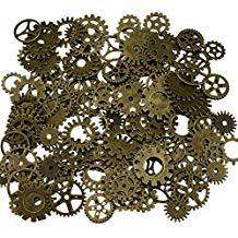 comprar amazon engranajes 200gr steampunk bronce