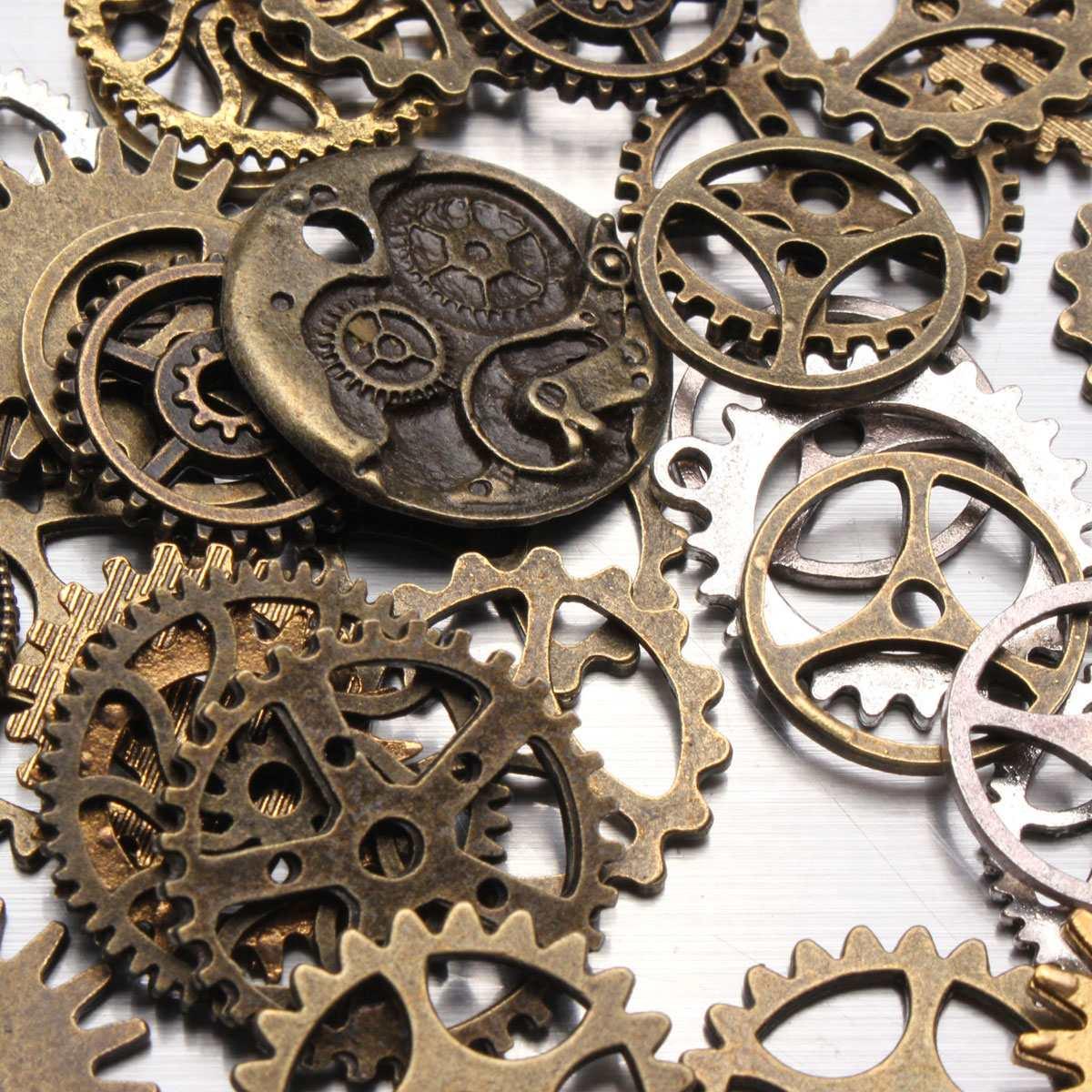 engranajes steampunk elemento