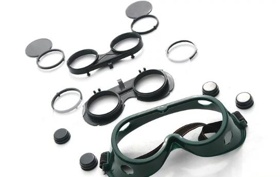 hacer gafas steampunk con lentes de soldador