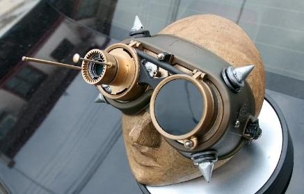 gafas realmente originales al estilo steampunk