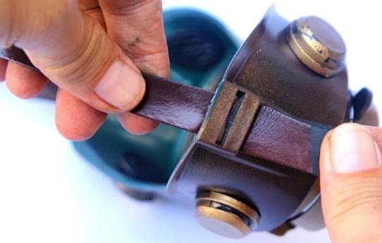 ajuste de correa para gafas steampunk