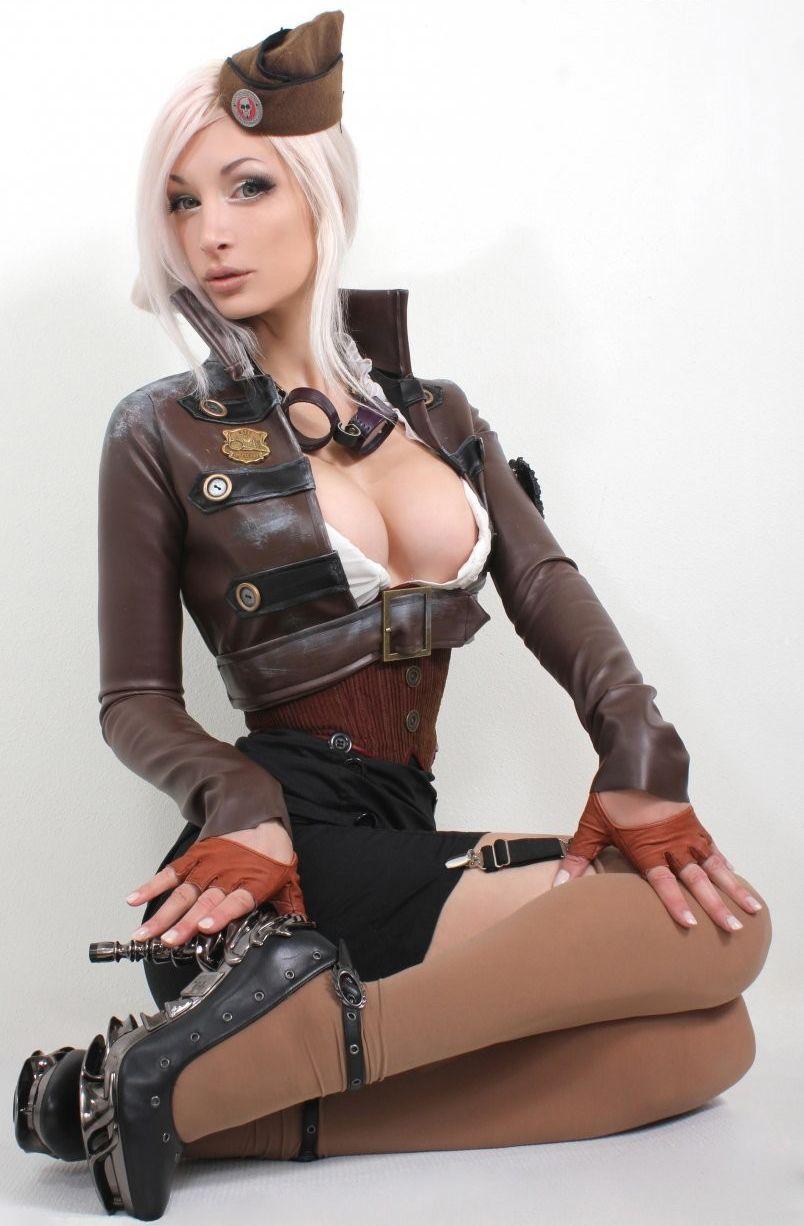vestuario kato steampunk