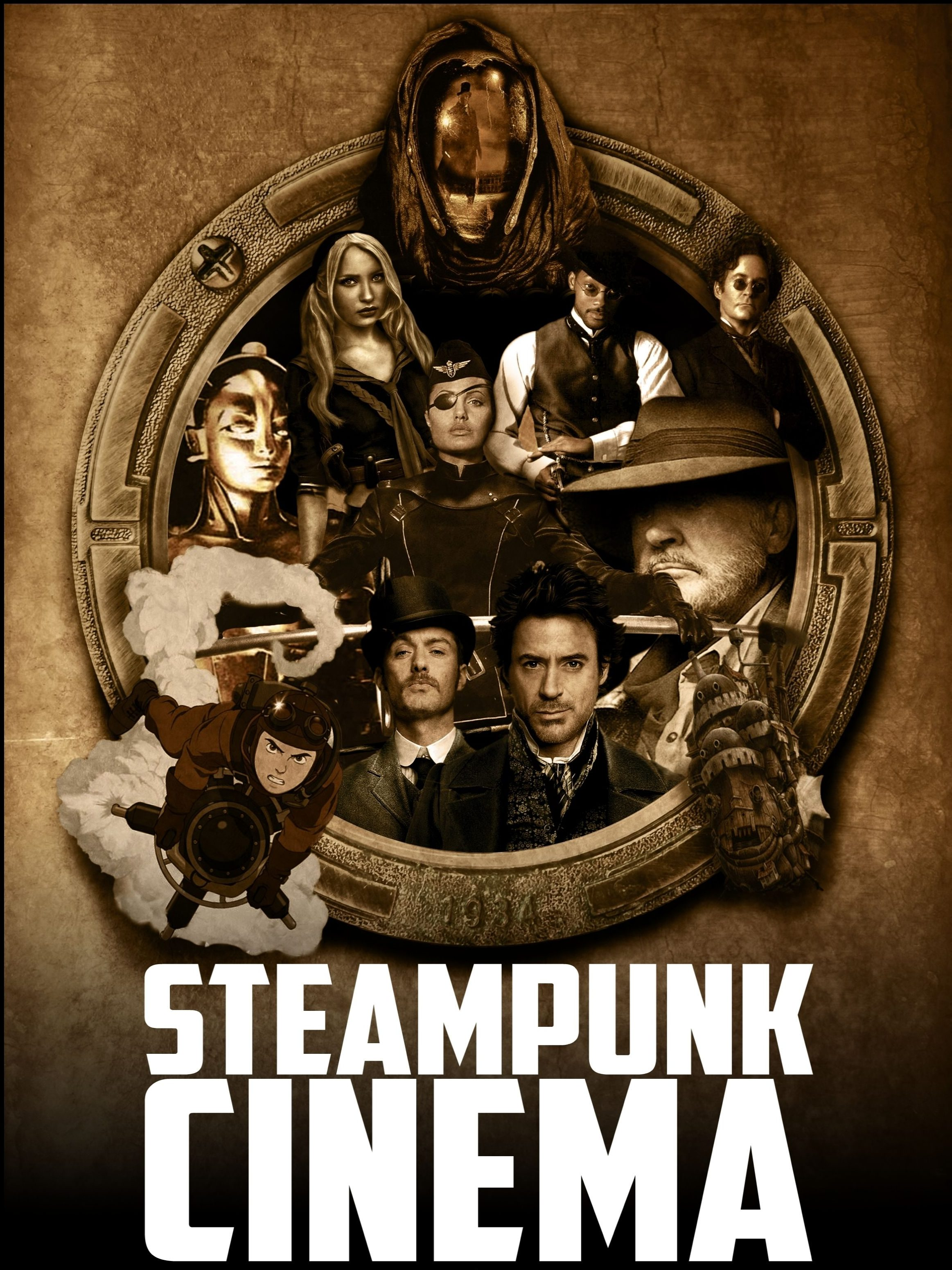 películas steampunk cine