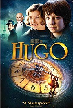 póster película steampunk hugo
