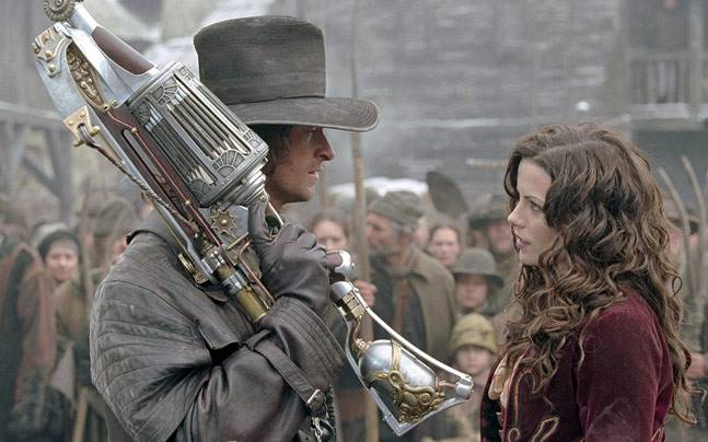 escena película steampunk van helsing