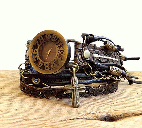 reloj original estilo steampunk