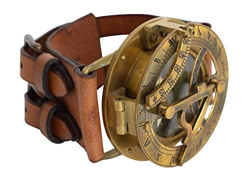 comprar amazon reloj sol brazalete steampunk