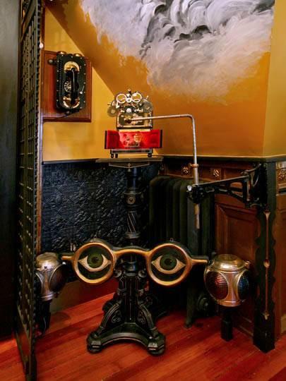 el arte del steampunk
