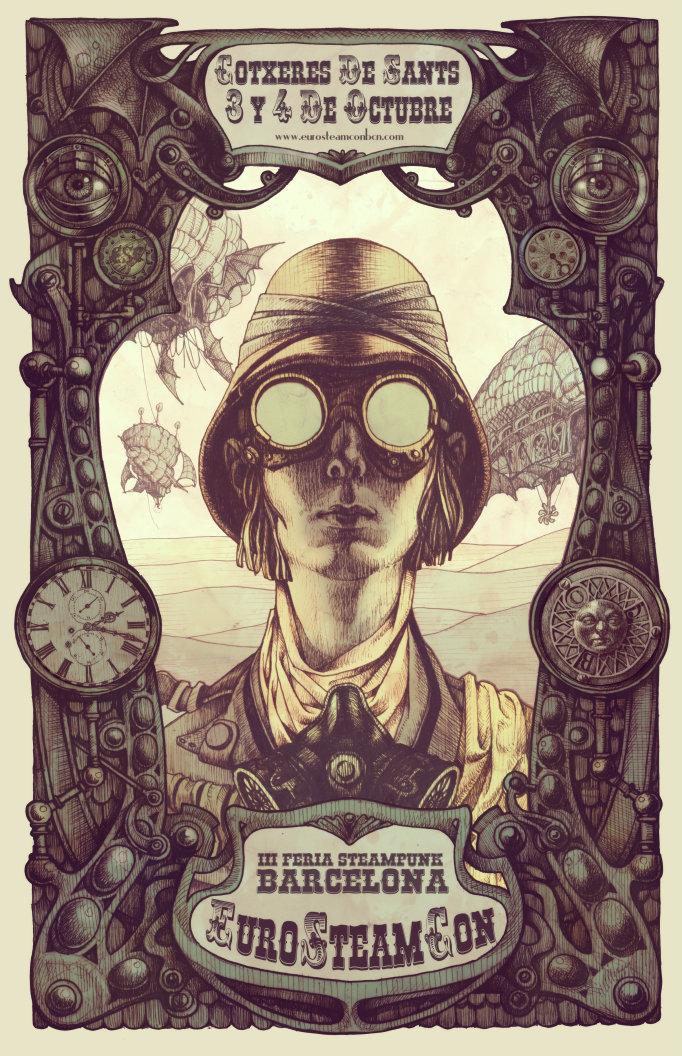 III edición steampunk barcelona