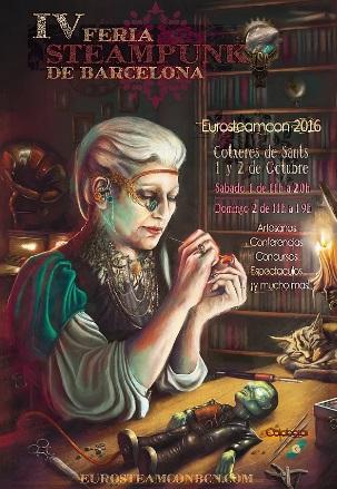 IV edición steampunk barcelona