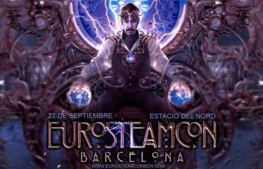 II edición steampunk barcelona