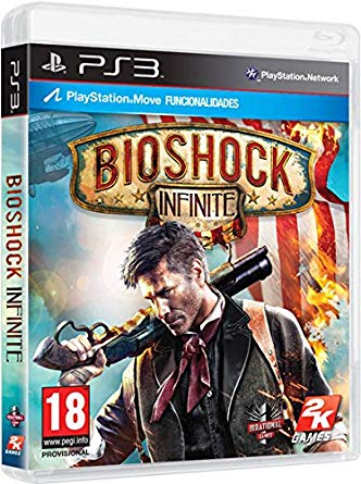 comprar por amazon bioshock infinite ps3