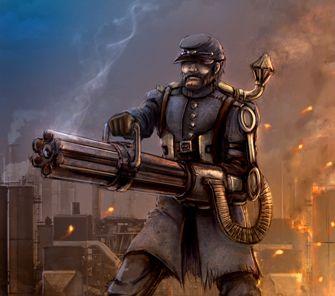 steampunk juegos personajes virtuales