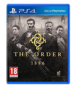 comprar en amazon the new order 1886 steampunk juegos