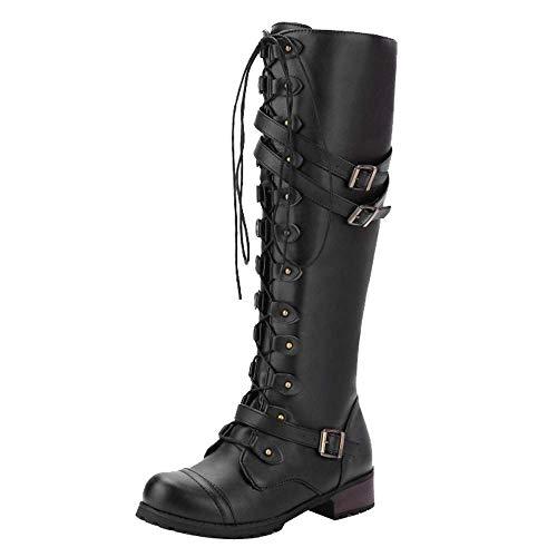 comprar amazon botas mujer steampunk