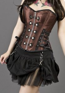 corset ropa mujer steampunk