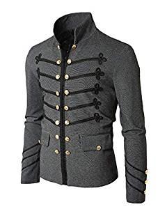 comprar amazon abrigo diseño steampunk