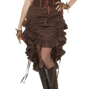 falda estilo steampunk ropa mujer