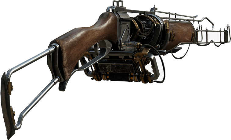 armas steampunk the order 1886
