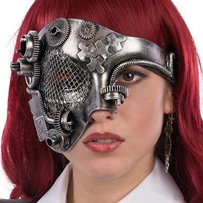máscara creativa steampunk para damas