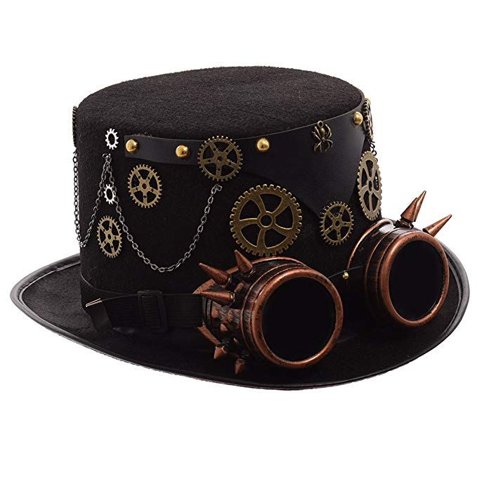 sombrero steampunk amazon comprar