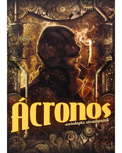 libro ácronos antología steampunk vol 1