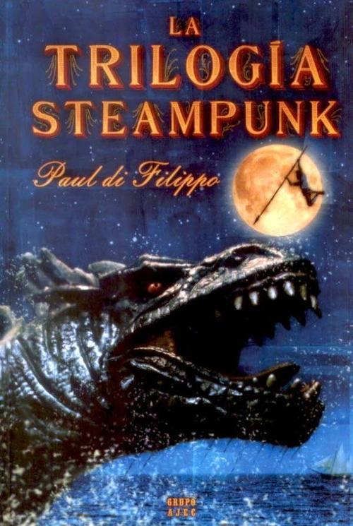libro la trilogía steampunk