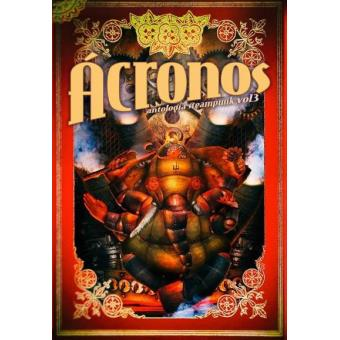 libro ácronos vol 3 steampunk