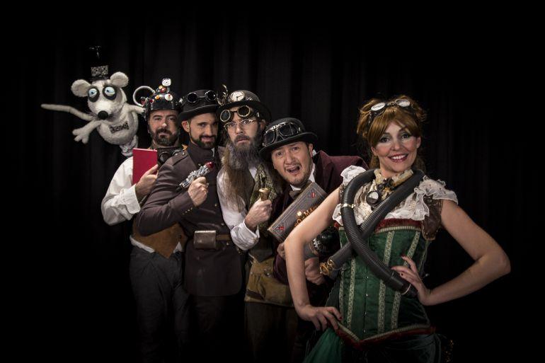steampunk madrid obras de teatro