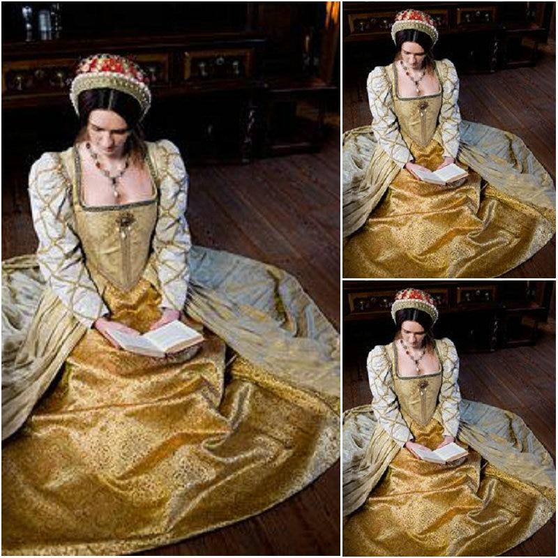 vestido steampunk color vivo