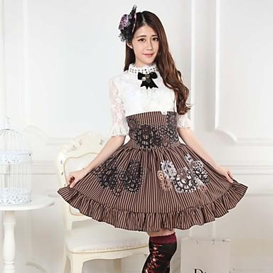 vestido steampunk ideal para convenciones